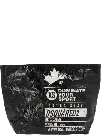 Dsquared2 'dominate Your Sport' Bag