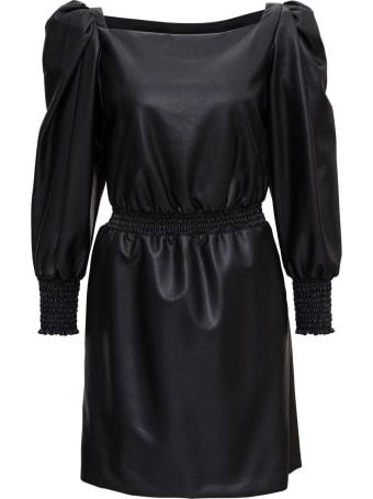 Philosophy di Lorenzo Serafini Leatheret Dress