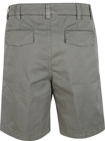 Brunello Cucinelli Classic Plain Shorts