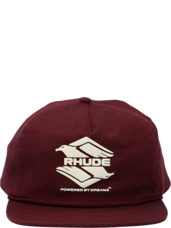 Rhude 'dbl Eagle' Cap