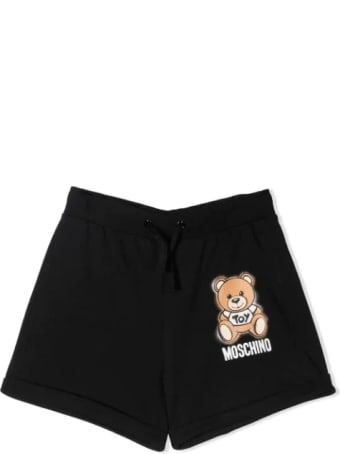 Moschino Shorts With Coulisse