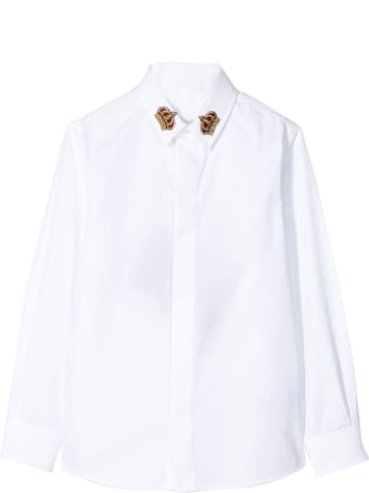 Dolce & Gabbana Embroidered Shirt