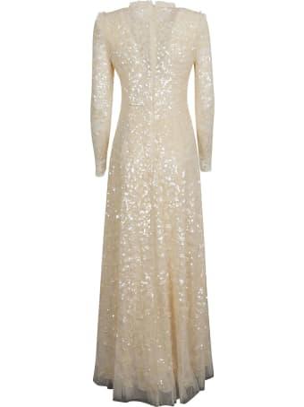 Needles Aurelia Long-sleeved Dress