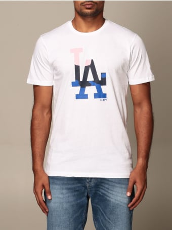 New Era T-shirt New Era T-shirt With La Logo