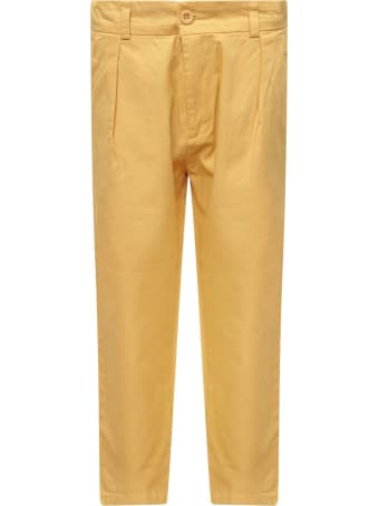 TinyCottons Yellow Boy Pant