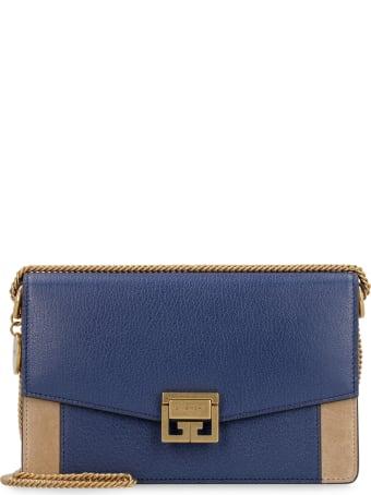Givenchy Gv3 Leather Mini Crossbody Bag