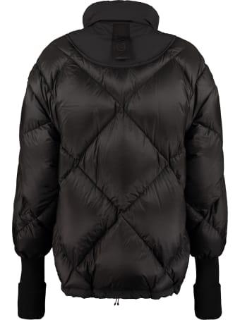 Moncler Francesca Léger Nylon Down Jacket
