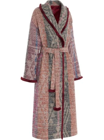 For Restless Sleepers 'auge 1' Coat