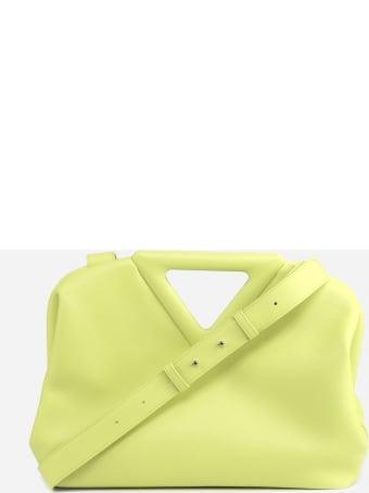 Bottega Veneta Medium Point Leather Bag