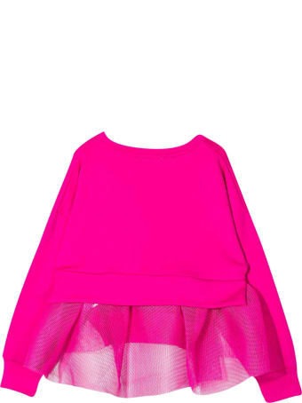 DKNY Fuchsia Teen Sweatshirt