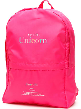 "IRENEISGOOD ""save The Unicorn"" Backpack"