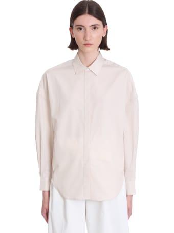 3.1 Phillip Lim Shirt In Rose-pink Cotton