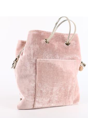 Roger Vivier Viv' Pocket Soirée Pendant Mini Bag