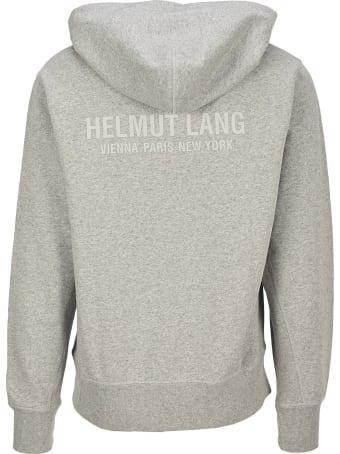 Helmut Lang Standard Monogram Hoodie
