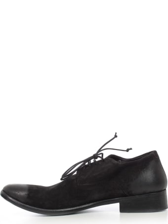 The Last Conspiracy Lace Up Shoes Suede
