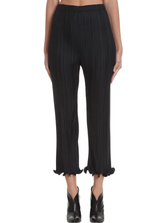 Givenchy Pants In Black Polyester