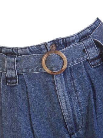 Boyish The Leon Pleated Shorts