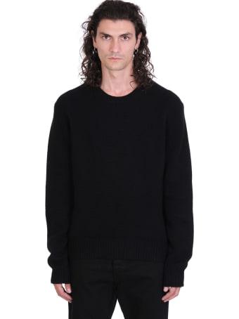 IRO Rick Knitwear In Black Wool