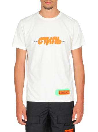 HERON PRESTON T-shirt Reg Ctnmb Spray Pack