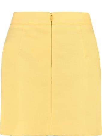 Giada Benincasa Embroidered Skirt