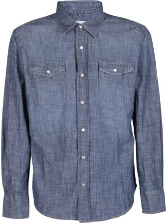 Eleventy Denim Shirt
