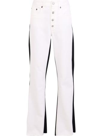 MM6 Maison Margiela Two-toned Jeans