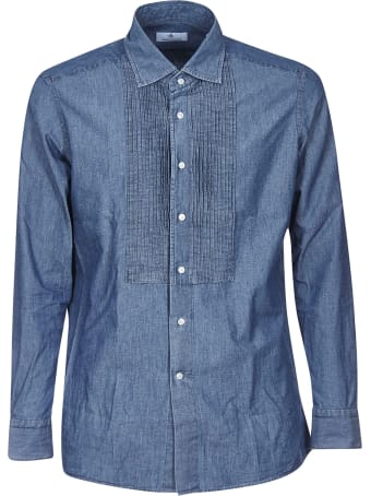 Tagliatore Pleated Shirt