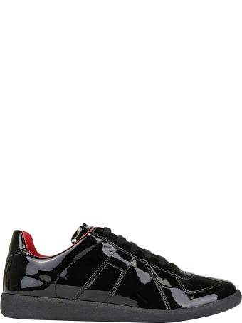 Maison Margiela Patent Sneakers
