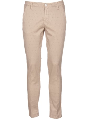 Aglini Pattern Trousers