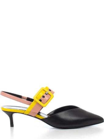 Pierre Hardy Slingback Sandals