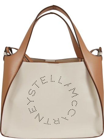Stella McCartney Bicol Crossbody Bag