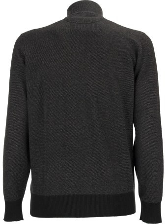Loro Piana Half-neck Cashmere Sweater