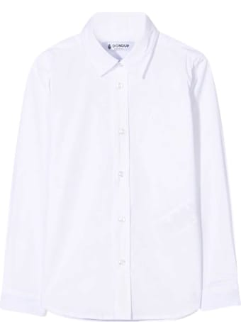 Dondup White Shirt
