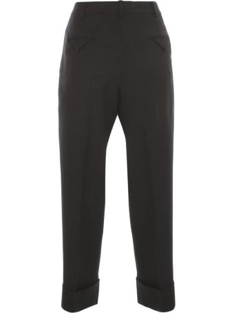 Mantù Stretch Pants W/lapel
