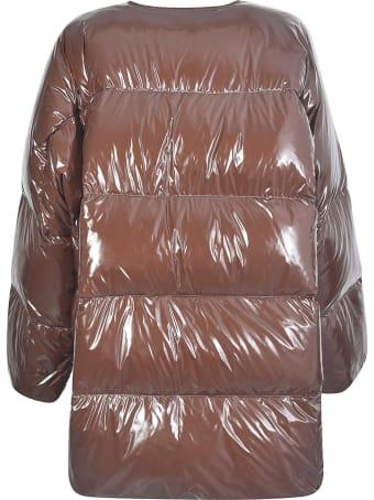 Sofie d'Hoore Oversize Zipped Padded Jacket