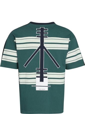 Champion X Craig Green - Cotton Crew-neck T-shirt