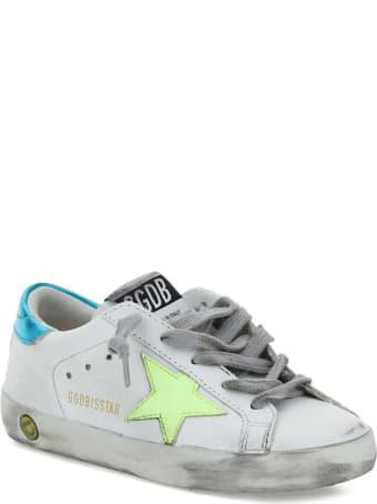 Golden Goose Super Star Sneakers For Girl