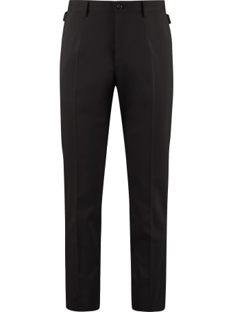 Dolce & Gabbana Virgin Wool Trousers