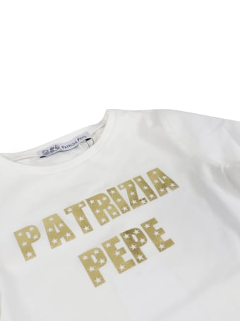 Patrizia Pepe Logo T-shirt