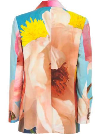 Mantù Jacket One Button W/print