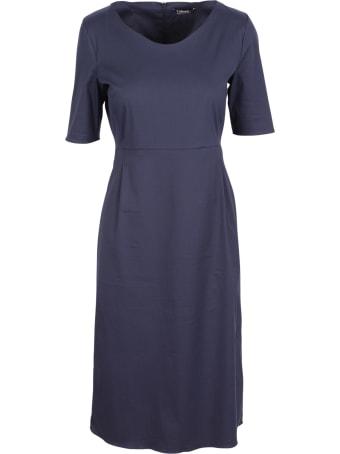 'S Max Mara 'liriche' Cotton Dress