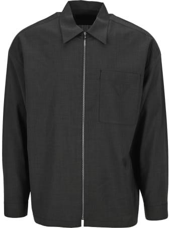 Prada Wool Shirt