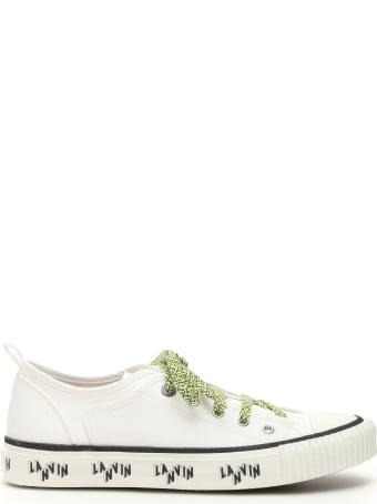 Lanvin Canvas Sneakers