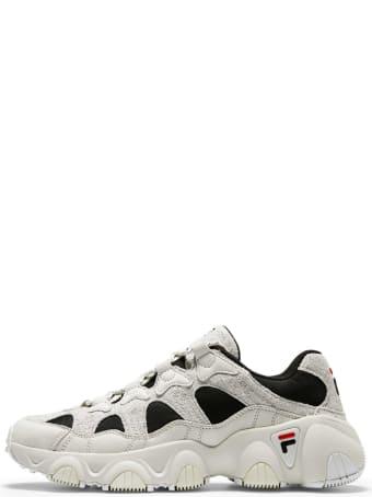 Fila Gray / Black Fabric Jagger Sneakers Fila