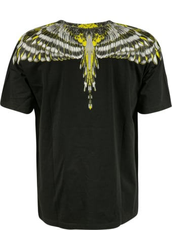 Marcelo Burlon Bird Wings Regular T-shirt