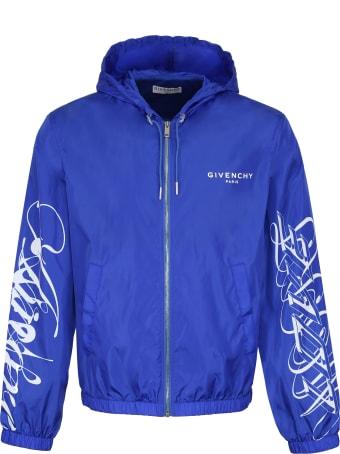 Givenchy Techno Fabric Jacket
