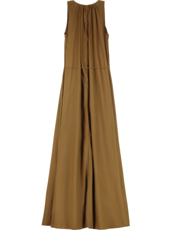STAUD Tulsi Nylon Maxi Dress