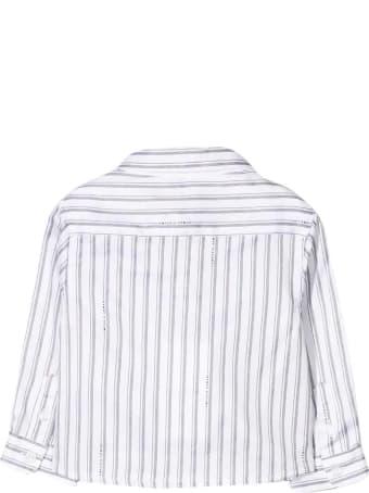 Emporio Armani Striped Shirt