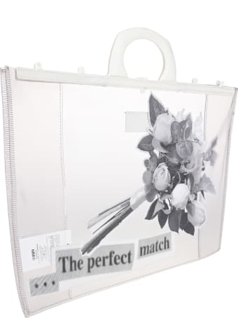 MM6 Maison Margiela Mm6 The Perfect Match Tote Bag