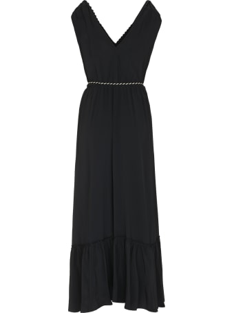 Forte_Forte Crepe-de-chine Gown